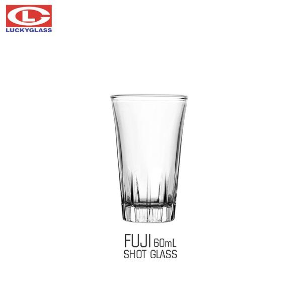 泰國LUCKY FUJI 60mL SHOT杯 小酒杯 烈酒杯 清酒杯 SHOT GLASS