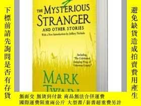 二手書博民逛書店神祕的陌生人等故事集罕見英文原版The Mysterious S