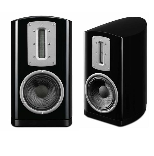 《名展音響旗艦館》英國 Quad 頂級絲帶高音Z系列 Z-2書架型喇叭