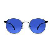 KOMONO 太陽眼鏡 Crafted 泰勒系列-軍艦藍