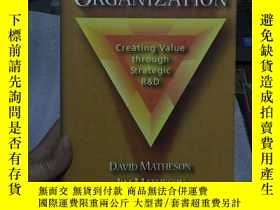 二手書博民逛書店The罕見Smart Organization:great va