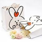 幸福婚禮小物❤可愛米兔禮物袋❤禮物袋/包...