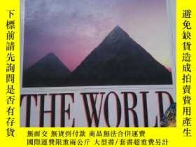 二手書博民逛書店THE罕見WORLD PAST AND PRESENT(世界的過
