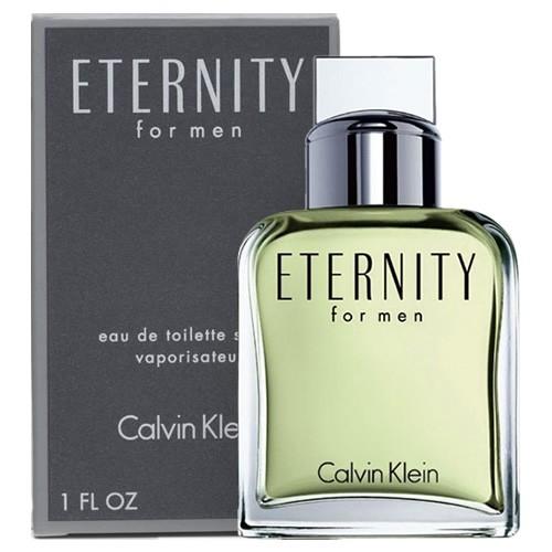 Calvin Klein 卡文克萊 永恆男性淡香水 100ml Vivo薇朵