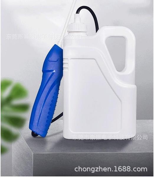 現貨 2升POWER SPRAYER電動噴霧器消毒噴壺澆花施肥寵物殺蟲高壓噴霧器【快速出貨】