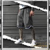 籃球短褲實戰訓練運動褲男透氣速干寬鬆跑步健身褲【繁星小鎮】