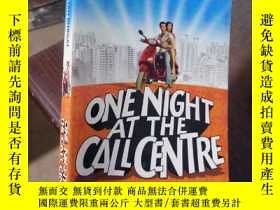 二手書博民逛書店One罕見Night at the Call CentreY15