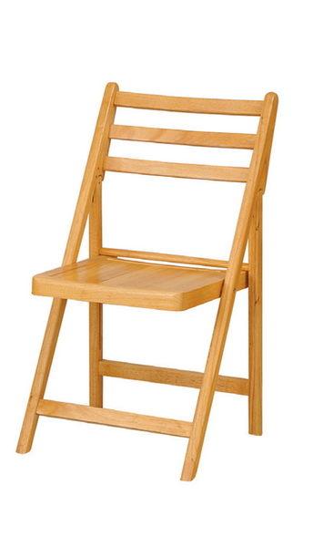 【 IS空間美學】橡木三板合板椅(本色)