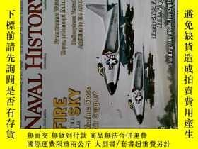 二手書博民逛書店NAVAL罕見HISTORY 2012 12 海軍歷史雜誌 軍事