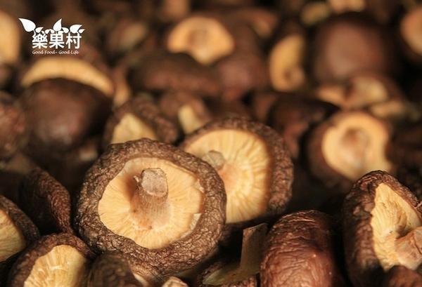 樂果村 有機乾冬菇(乾香菇)70g  3盒 營養豐富 濃厚香郁 台灣產地直銷