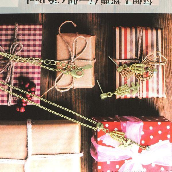 GIFT SET 韓國飾品 CLUE 籠中飛鳥組