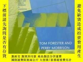 二手書博民逛書店Computer罕見Ethics, Second Edition: Cautionary Tales and Et