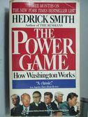 【書寶二手書T5/原文小說_LCC】The Power Game