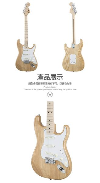 【敦煌樂器】Fender MIJ Traditional 70s Strat ASH NAT 電吉他 木紋款