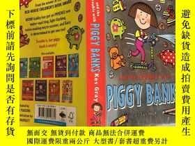 二手書博民逛書店Daisy罕見and the Trouble with piggy banks黛西和存錢罐的麻煩Y200392