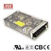 MW明緯 150W 機殼型交換式電源供應器 RS-150-3.3