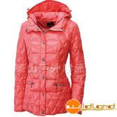 Wildland 荒野 0A12101-89蜜橘色 女700FP輕量羽絨外套