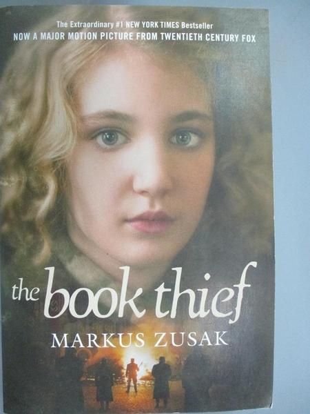 【書寶二手書T1/歷史_HFF】The Book Thief_Zusak, Markus/ White, Trudy (ILT)