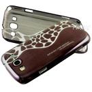 Samsung Galaxy S3 i9300 電鍍拉絲花紋 保護殼/背蓋◆送很大!專用型螢幕保護貼◆