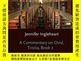 二手書博民逛書店A罕見Commentary On Ovid, Tristia,