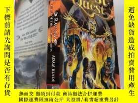 二手書博民逛書店Beast罕見Quest :RULER OF THE UNDERWORLD: 野獸探索:冥界的統治者~Y200
