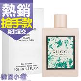 GUCCI Bloom 花悅綠漾 繁花之水 女性淡香水 100ml tester