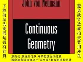 二手書博民逛書店Continuous罕見GeometryY255562 John Von Neumann Princeton