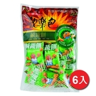 華元歡樂包-鹹蔬餅12包/袋*6【愛買】