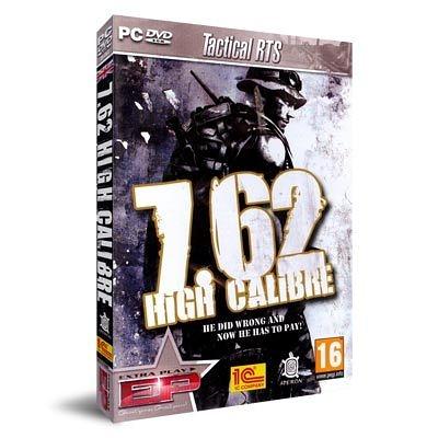 【軟體採Go網】PCGAME-傭兵聯盟 7.62 High Calibre 英文版