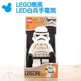 【LEGO樂高 LED白兵手電筒】Norns STAR WARS 星際大戰