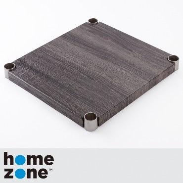 Home Zone 木紋層板 方型 39x36cm 附竹節片4組