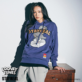 STAYREAL LOONEY TUNES 兔巴哥復古連帽T