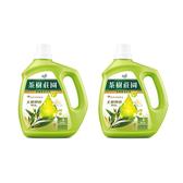 (組)茶樹莊園-茶樹天然濃縮抗菌洗衣精2入