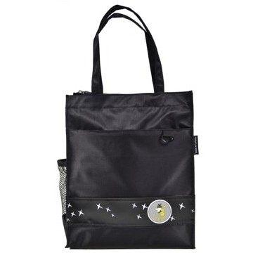 [Caution可欣] 10321 螢火蟲系列之直式手提袋--全黑