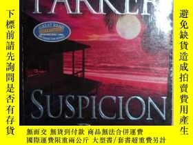 二手書博民逛書店【英語】原版英語小說《罕見Suspicion of Rage 》
