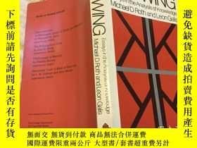 二手書博民逛書店Knowing;:罕見Essays in the analysi