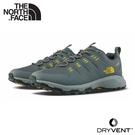【The North Face 男 DryVent防水健行鞋《灰/黃》】4OBG/徒步鞋/登山鞋/越野鞋/防水鞋