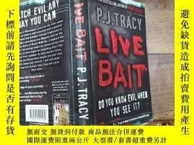 二手書博民逛書店live罕見baitY271632 p.j tracy peng