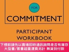 二手書博民逛書店預訂Coaching罕見For Commitment: Participant Workbook-V2 Secon