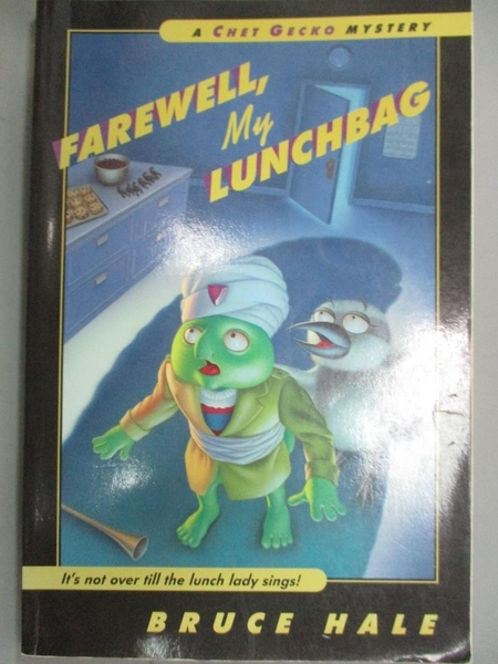 【書寶二手書T6/原文小說_LJW】Farewell, My Lunchbag: From the Tattered C
