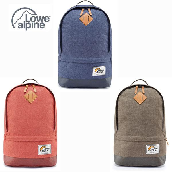 [Lowe alpine] 五十週年 經典紀念款 Guide 25 背包 - 棕石、墨西哥紅、暮藍 (FDP-60)