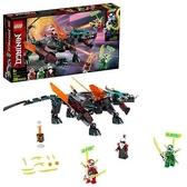 LEGO 樂高 NINJAGO Empire Dragon 71713 忍者玩具 (286 件)