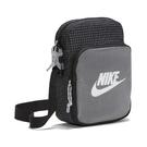 Nike 斜背包 Heritage 2.0 Small Items Bag 黑 白 男女款 格紋 運動休閒 【ACS】 CV1408-010