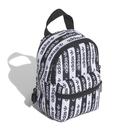 adidas 後背包 R.Y.V. Mini Backpack 黑 白 女款 迷你背包 運動休閒 【ACS】 FL9670
