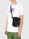 IMPACT Nike Heritage 2.0 Bag 黑 白 拉鍊 雙層 側斜背包 小包 腰包 BA5898-010