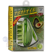 日本IKEMOTO 池本 酪梨油柔順髮梳(綠)AVG700【小三美日】