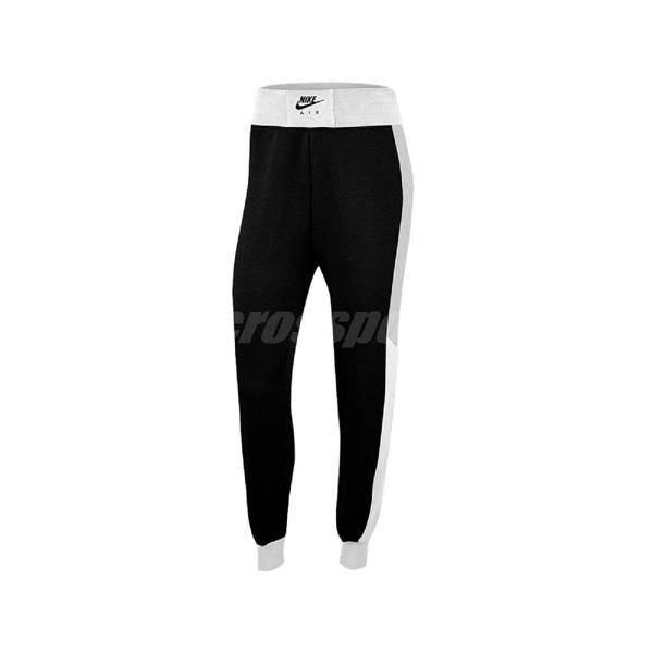 Nike 長褲 Air Trousers 黑 白 女款 棉褲 運動休閒 【PUMP306】 BV4776-010