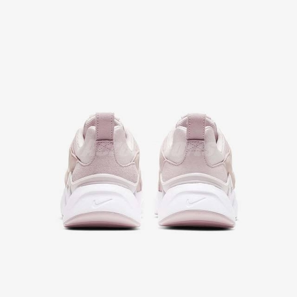(現貨販售)ISNEAKERS NIKE RYZ 365 孫芸芸 鋸齒鞋 復古 增高 厚底 休閒 老爹鞋 嫩粉紅 BQ4153-601