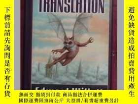 二手書博民逛書店精裝英文原版罕見Lost In Translation by E