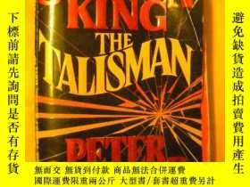 二手書博民逛書店《THE罕見TALISMAN》Stephen King & Pe